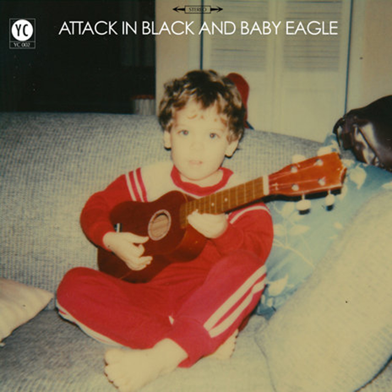 New Release: Attack in Black Split and Baby Eagle Split 12″