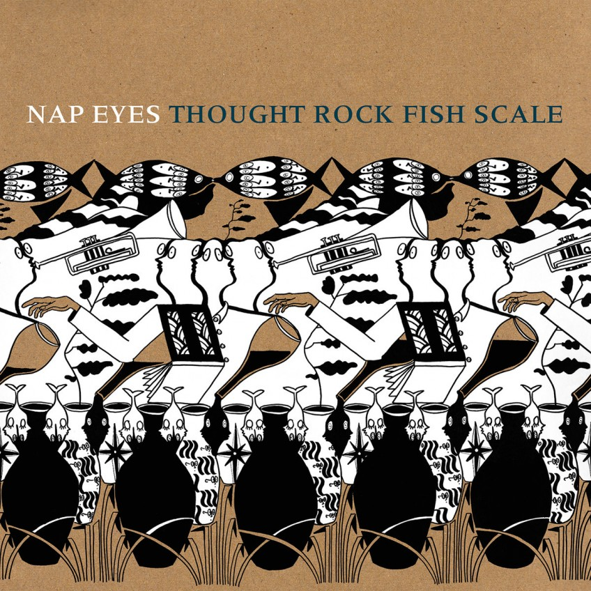 "New Release: Nap Eyes – ""Thought Rock Fish Scale"""