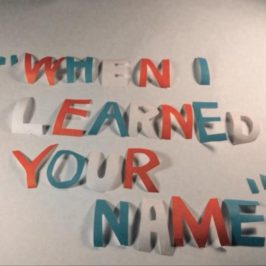 Music Video: Daniel Romano – 'When I Learned Your Name'