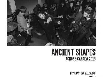 Ancient Shapes – Across Canada 2018 Photo Book