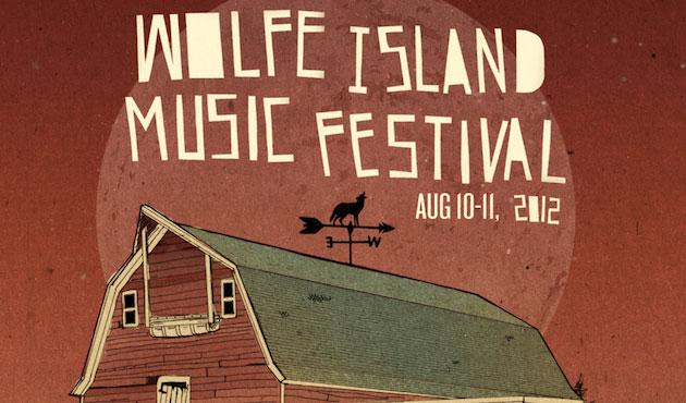 YCR at Wolfe Island