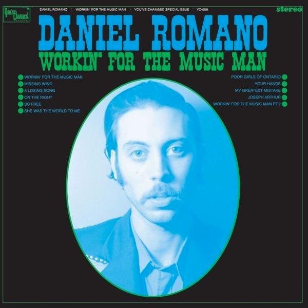 Workin' For The Music Man Gets Vinyl Reissue