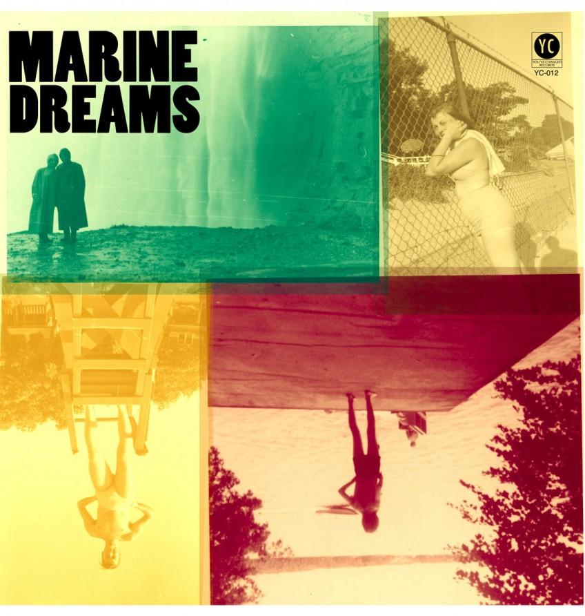 "New Release: Marine Dream – ""Marine Dreams"""