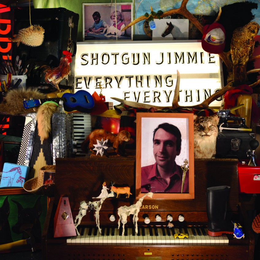 "New Release: Shotgun Jimmie – ""Everything, Everything"""