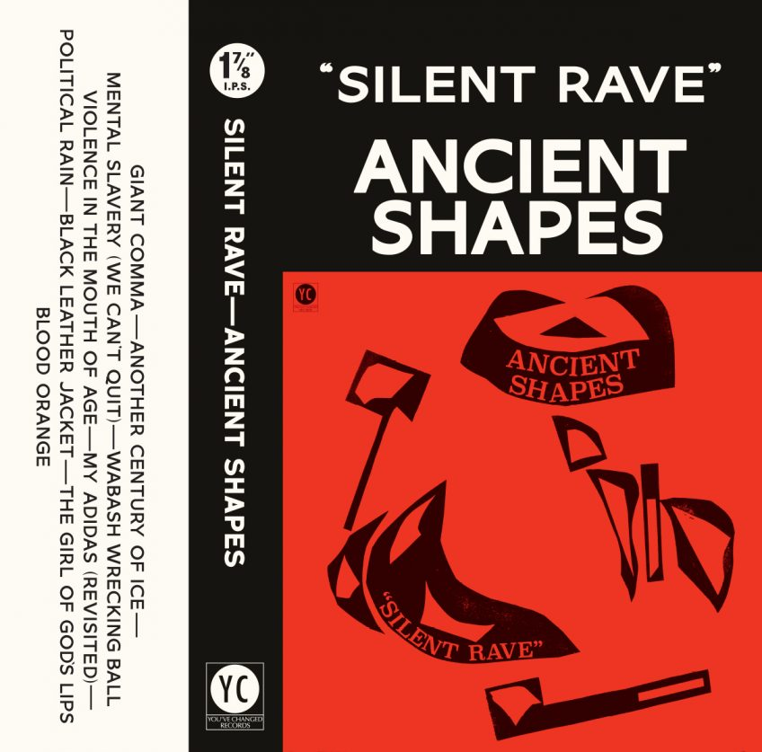 Ancient Shapes – Silent Rave, tour only cassette