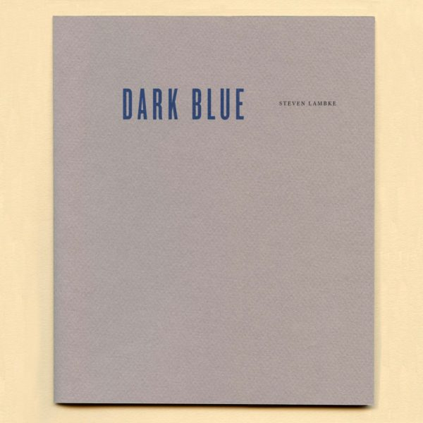 Dark Blue cover
