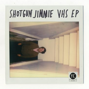 New Release: Shotgun Jimmie – VHS EP