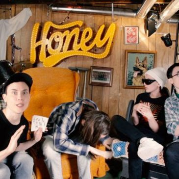 MUSIC VIDEO: PARTNER – HONEY