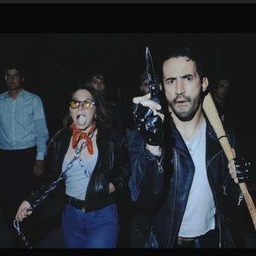 "MUSIC VIDEO: DANIEL ROMANO'S OUTFIT – ""NOCTURNE CHILD"""